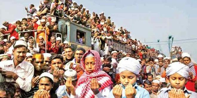 নিরাপত্তার চাদরে ঢাকা থাকবে পূণ্যভূমি সিলেটের ইজতেমা
