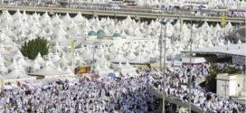 হজের আনুষ্ঠানিকতা শুরু, 'লাব্বাইক আল্লাহুম্মা লাব্বাইক' ধ্বনিতে মিনায় লাখো মানুষ