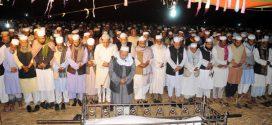 বিশিষ্ট আলেম মাওলানা আব্দুল মতিনের ইন্তেকাল' জানাজা সম্পন্ন