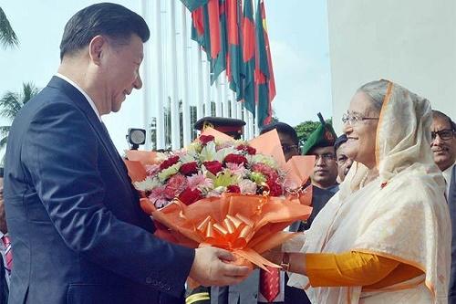 ভারতের ২ বিলিয়নের চুক্তির জবাবে বাংলাদেশকে চীনের ২৪ বিলিয়ন চুক্তি