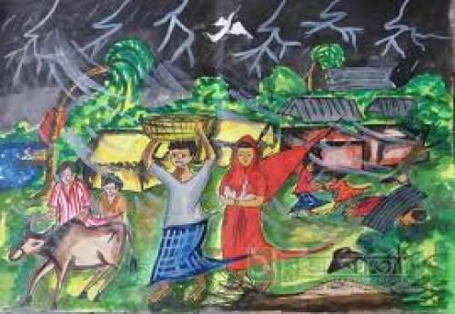 মানবধিকার বাস্তবায়ন ফাউন্ডেশন'র চিত্রাংকন প্রতিযোগিতা ৩০ নভেম্বর