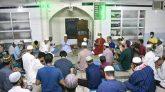 নির্মল রঞ্জন গুহ'র সুস্থতা কামনায় সিলেটে দোয়া মাহফিল