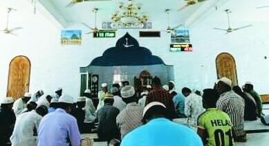 রোকশানার রোগ মুক্তি কামনায় গোটাটিকর ব্রাদার্স ক্লাবের দোয়া মাহফিল