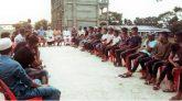 দক্ষিণ সুনামগঞ্জ উপজেলা ছাত্রদলের ঈদ পূণর্মিলনী অনুষ্ঠিত