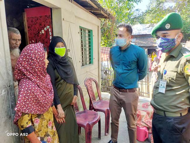 উপজেলা প্রশাসনের অভিযান: আজমিরীগঞ্জে বাল্য বিয়ে পণ্ড