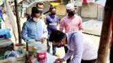 হবিগঞ্জের আজমিরীগঞ্জে উপজেলা প্রশাসনের অভিযান: ৪টি প্রতিষ্ঠানকে জরিমানা