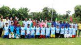 বঙ্গবন্ধু ও বঙ্গমাতা জাতীয় গোল্ডকাপ ফুটবল টুর্নামেন্টের উদ্বোধন