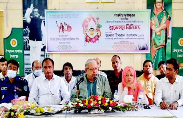 বাংলাদেশ সম্প্রীতির বন্ধনে ঐক্যবদ্ধ : প্রবাসী কল্যাণমন্ত্রী